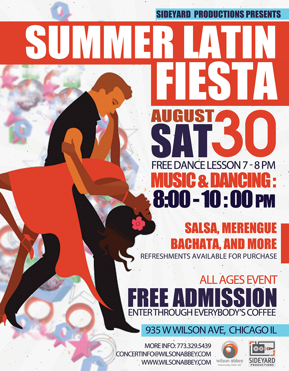 Summer Latin Fiesta